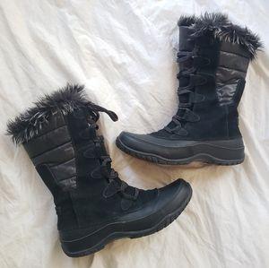 EUC The North Face Nuptse Purna winter boots